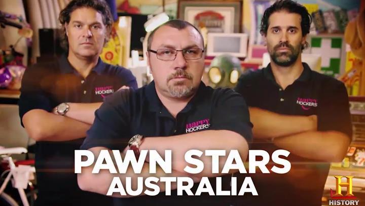 Pawn Stars Australia and Aussie Pickers