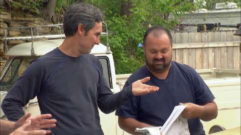 American Pickers: Paying for your Education