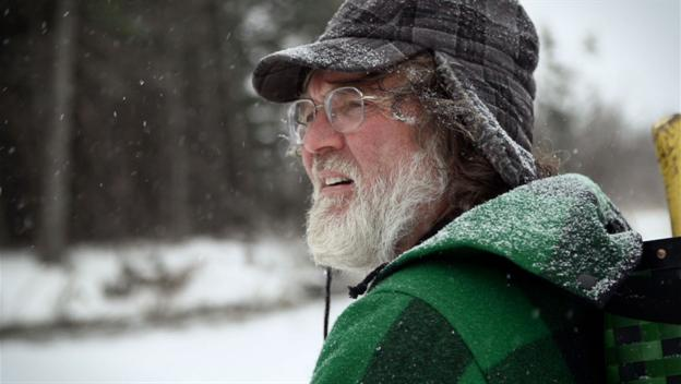 Mountain Men: Charlie Must Cross a Frozen River