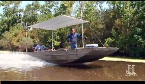 Swamp People: Joe the Hunter