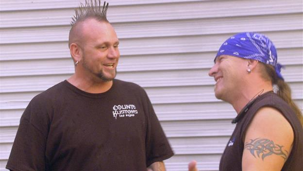 Counting Cars: Horny Mike Rains on Roli's Parade