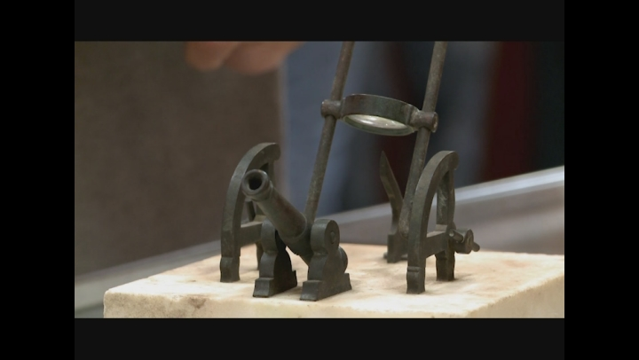 Pawn Stars: Noonday cannon