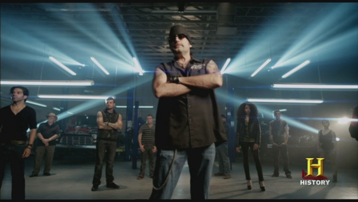 Counting Cars: Trailer