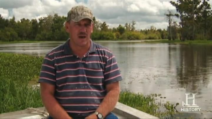 Swamp People:The Story of One Eye