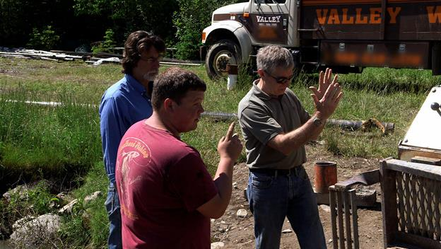 The Curse of Oak Island: The Drill Sinks Into the Mud
