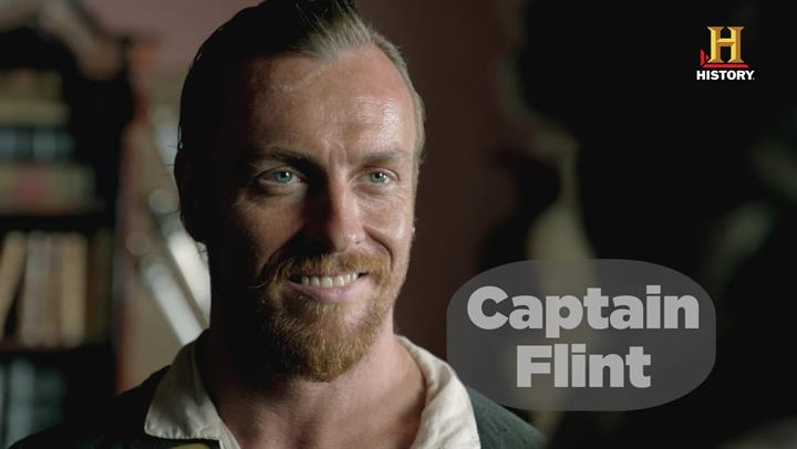 Meet Captain Flint