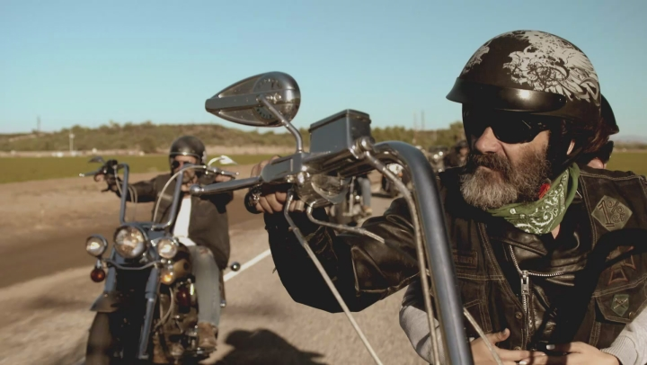 Gangland Undercover - Rules of the road (Ep 1)