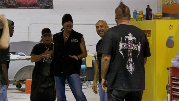 Counting Cars: Welcome to the Team