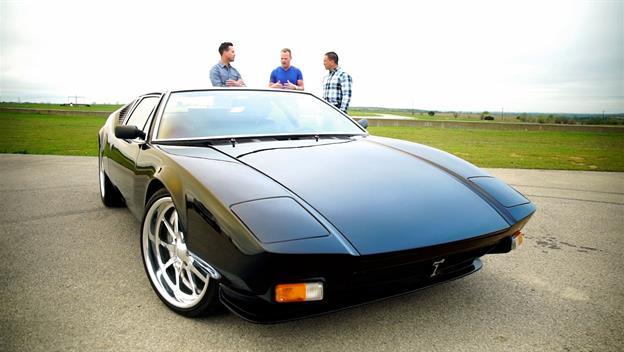 Car Hunters Bonus: Days of De Tomaso Thunder