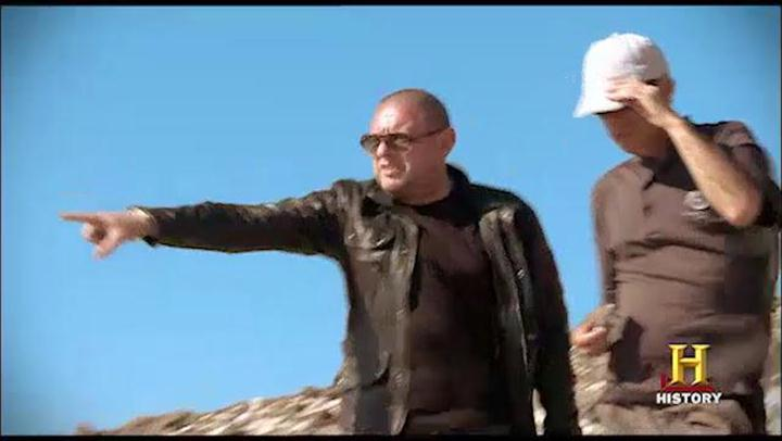 Shaun Ryder On UFOs Trailer