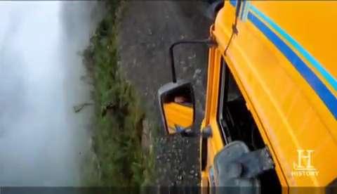 IRT Deadliest Roads: The Death Roads