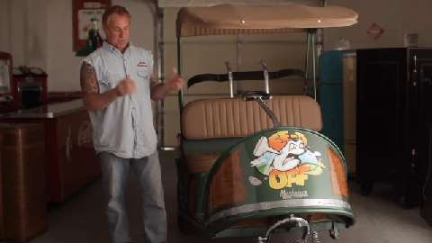 American Restoration 3: Golf Cart