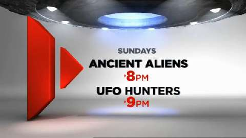 Ancient Aliens and UFO Hunters