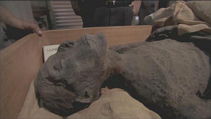 Extratereştri antici: Secretele mormintelor