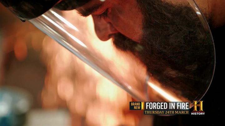 Forged in Fire: Promo