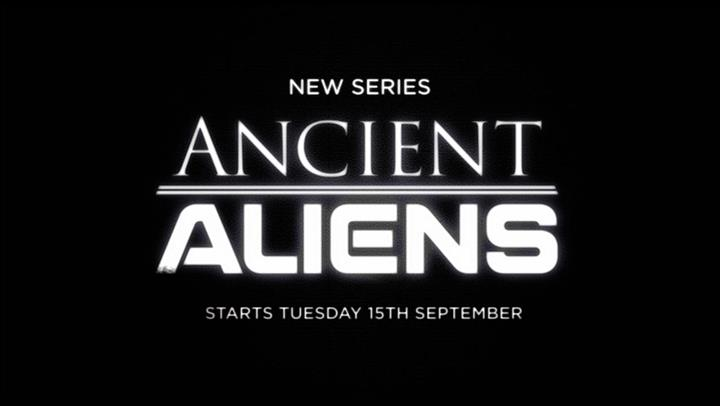 Ancient Aliens: New Series Trailer