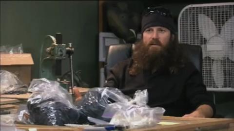 Duck Dynasty: Willie's Beard