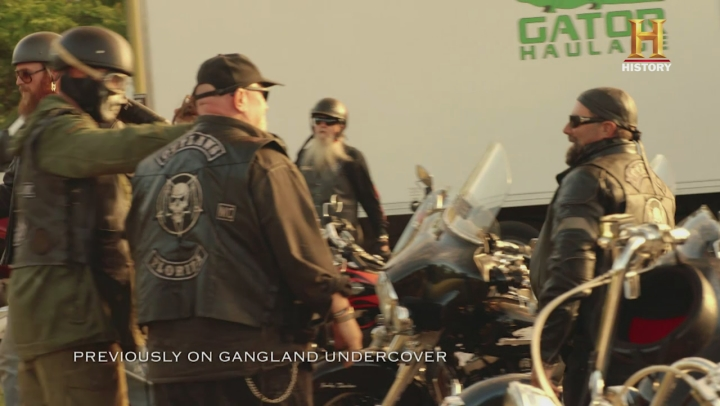 Gangland Undercover: Previously