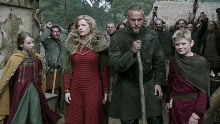Inside Look Vikings Episode 6