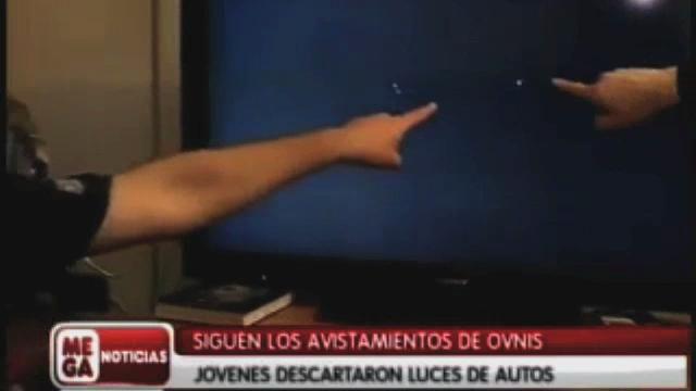 Shaun Ryder on UFOs: Chile UFOs