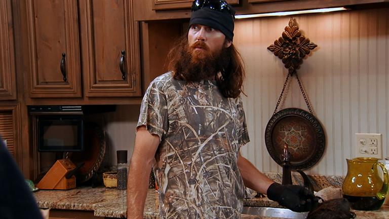 Duck Dynasty: Jase Stinks Up Willie's House