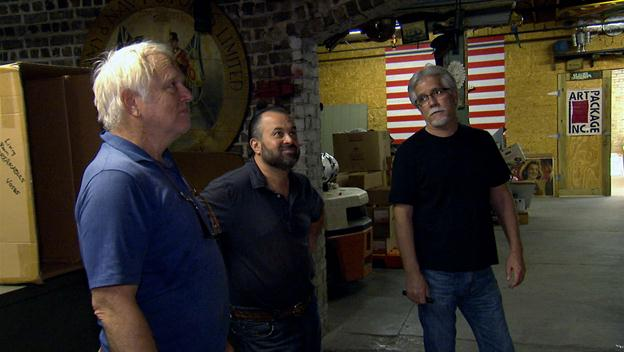 American Pickers: Frank And David Deal With An Annoying Seller