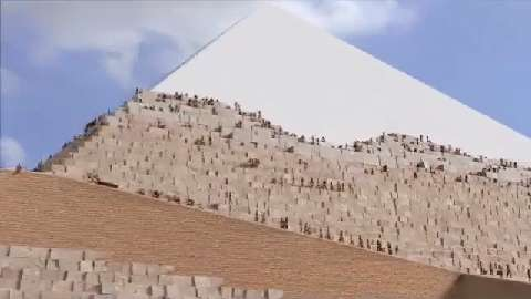Mankind The Story of All of Us: Building the Pyramids